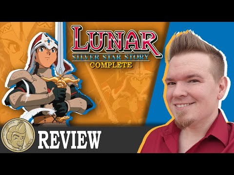Lunar Silver Star Story Complete Review! [PlayStation] The Game Collection