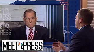 Full Nadler: 'There Is Plenty Of Evidence Of Obstruction' | Meet The Press | NBC News