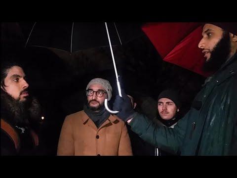 WARNING | ARE YOU ALIVE | MOHAMMED HIJAB | MUSLIM VS ATHEIST | SPEAKERS CORNER