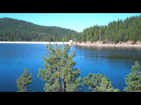 Shaver lake fishing report august 25th 2011 youtube for Shaver lake fishing report