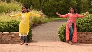 Kutu Ma Kutu   Dui Rupaiyan   Dance Cover   Shristi & Sweta