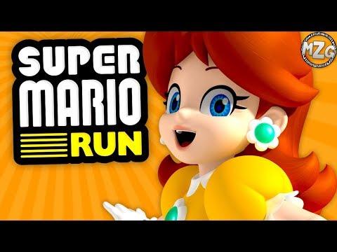 Daisy Unlocked! - Super Mario Run Android Gameplay - Episode 9