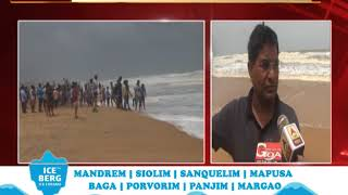 TRAGEDY: 5 Tourist Drown At Calangute Beach, Ignore Warnings From Lifeguards