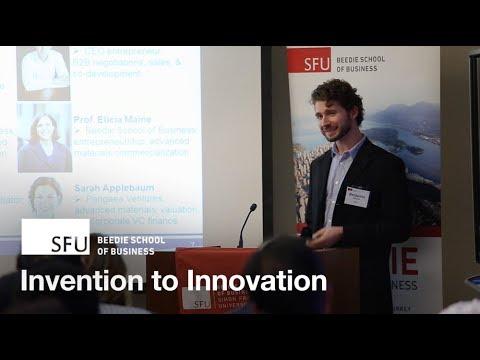 SET Award Winner: Ben Britton, Ionomr (SFU Beedie Invention to Innovation)