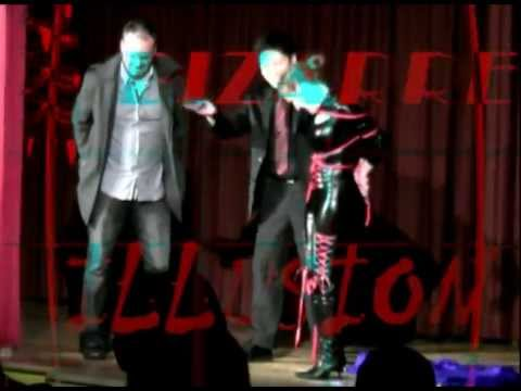 Brush With Death - The Live Macabre Magic Stage Show