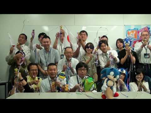 Happy 26th Birthday, Sonic!
