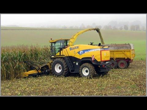 Beliebt Bevorzugt New Holland Feldhäcksler gebraucht - traktorpool.de @JL_51