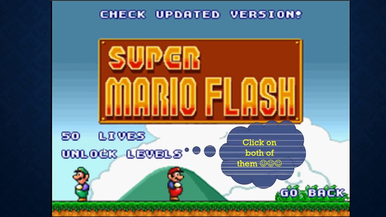 Super Mrio Flash