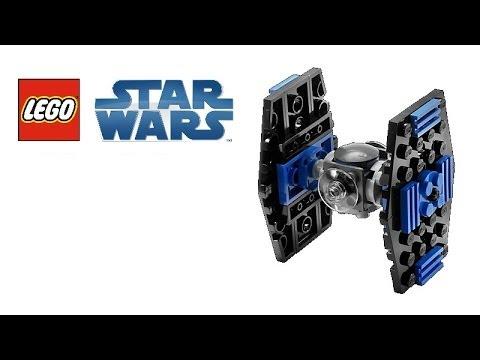 "Lego Star Wars: ""Mini TIE Fighter"" (8028) | LegoŚwiat - YouTube"