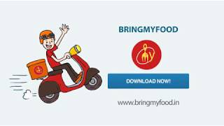 BringMyFood : Food Ordering & Delivery