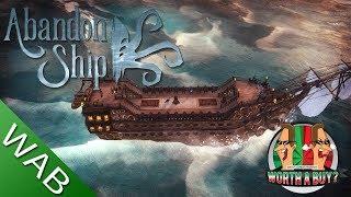 Abandon Ship (Early access) - Worthabuy?