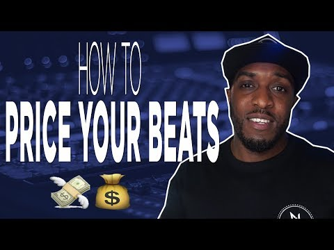 """""""How To Price Your Beats"""" 