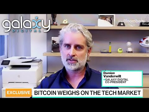 BITCOIN Expert Interview | When Will Investors Start Buying Bitcoins? | Vanderwilt | Galaxy Digital