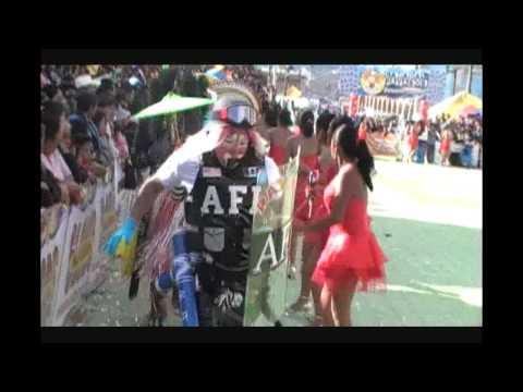 Camada Payasos Carnaval Contla 2010 Concurso parte 3