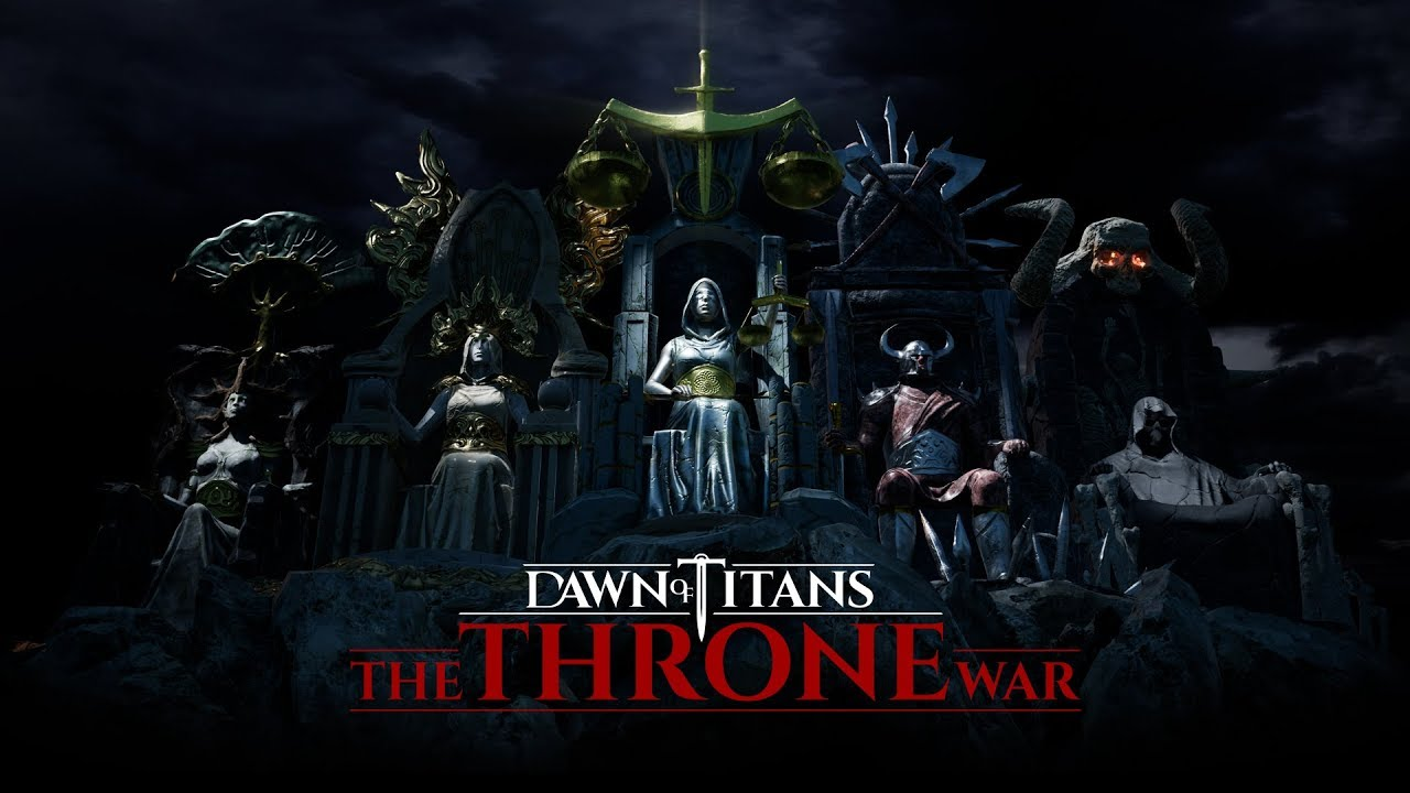 THRONE WAR COMING SOON! | Dawn of Titans - YouTube