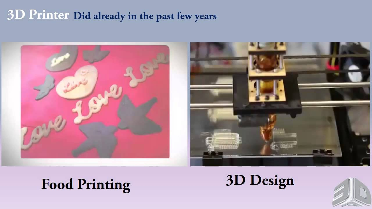 Ppt the 3d printing revolution powerpoint presentation id:7206986.
