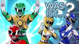 Lizenzgurke, Ahoi! - Was ist ... Power Rangers: Mega Battle?