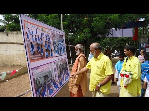 Intl. Day of Yoga 21.6.15 - VYD's Yoga  Exhibition at Medavakkam