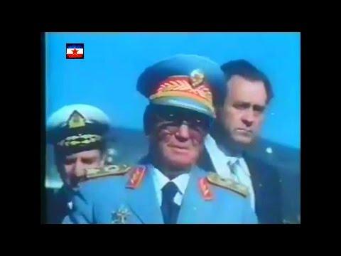Josip Broz Tito govor Bitka na Neretvi, Jablanica 1978.