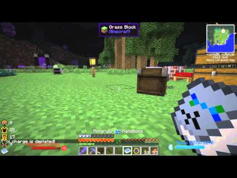 Feed The Beast - S4E14 - RotaryCraft sekoilua