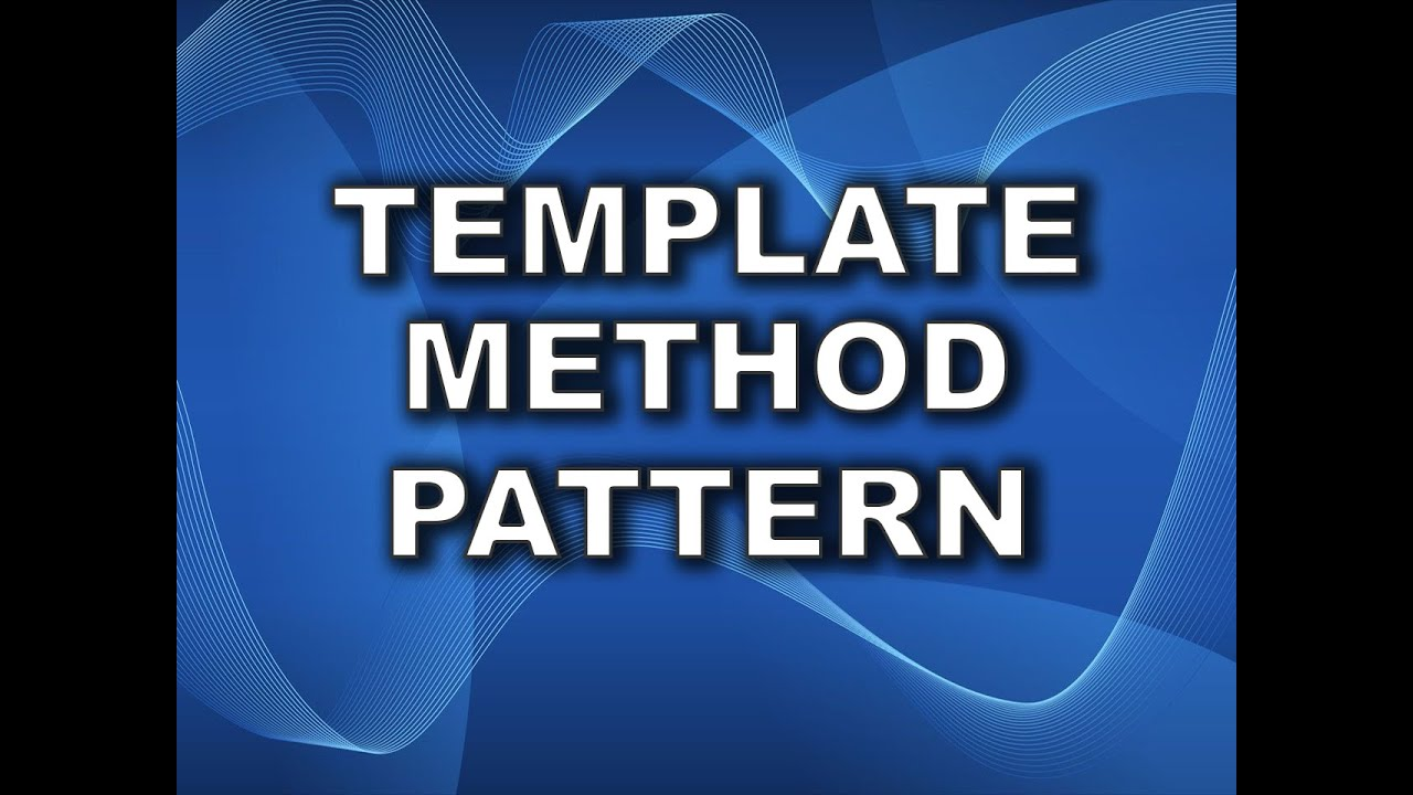 Template Method Design Pattern in Java | Template method pattern example by  Java9s | Java9s com