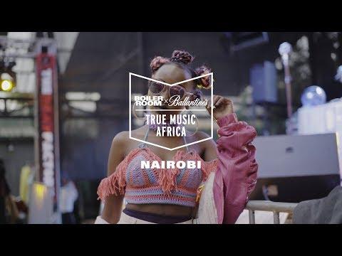 Boiler Room x Ballantine's   True Music Africa   Nairobi: The New Narrative