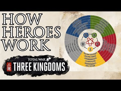 Total War: Three Kingdoms Guide - Meet The Commanders | Player One
