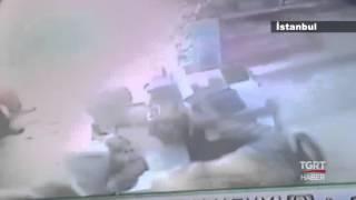 Patlayan çakmak gazı herkesi korkuttu