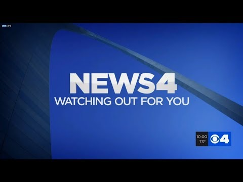 KMOV News 4 at 10pm Open July 30, 2018