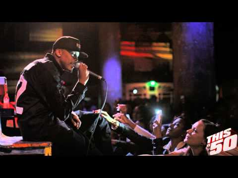 August Alsina - 'Let Me Hit That' & 'Bandz' @ SOB's in NYC