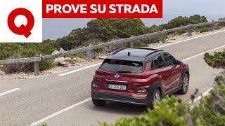 """1.000 km in Sardegna con un'elettrica? La prova """"vacanza"""" con la Hyundai Kona!"""