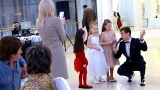 видео Дети на свадьбе