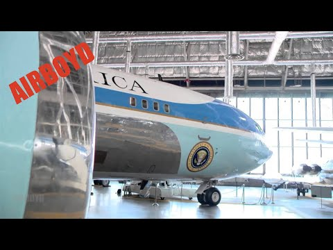 "SAM26000 Boeing VC-137C ""President Kennedy"