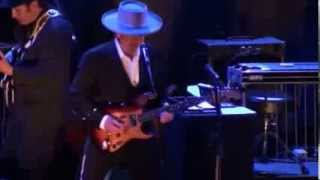 Bob Dylan Man In The Long Black Coat, Buenos Aires 4/30/2012