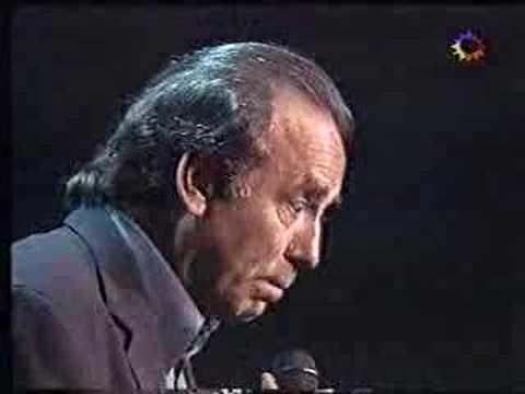 Joan Manuel Serrat - Fiesta (En vivo)
