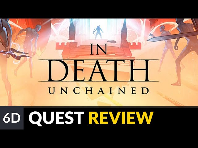 In Death: Unchained | Oculus Quest Game Review