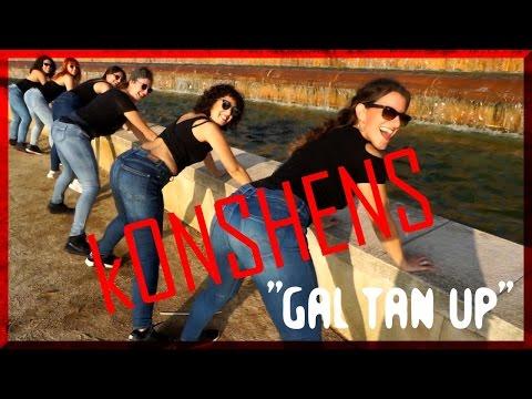 GAL TAN UP Pt.2 | Konshens | Dancehall choreo by Isabel Abadal