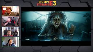 Stumpt streams E3! Ubisoft/PC Gamer [June 11th 2018]