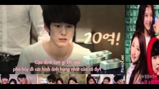 -Vietsub- Love Cells - Tế Bào Tình Yêu Tập 8 - Phim Hàn Quốc