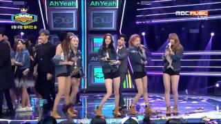 Video 150506 EXID (이엑스아이디) No.1 @ Show Champion download MP3, 3GP, MP4, WEBM, AVI, FLV November 2018