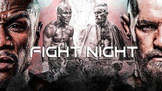 Floyd Mayweather x Conor McGregor Type Beat | Fight Night |
