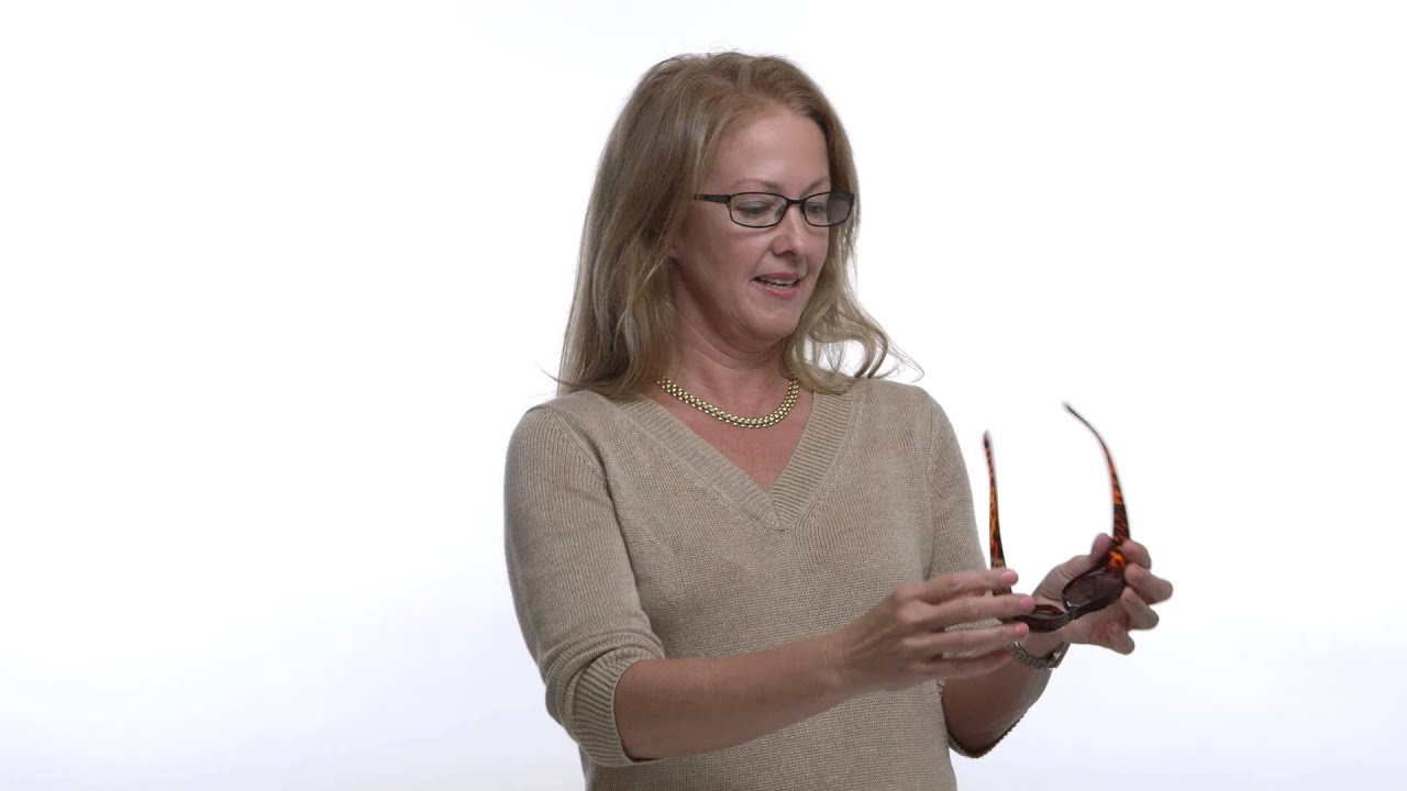 c969a4ebd68 Adele by Solar Shield Fits Over Sunglasses - YouTube