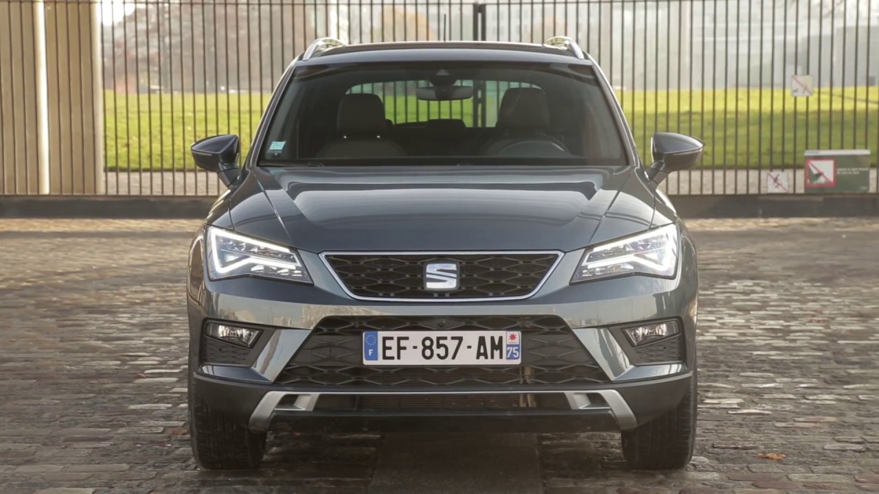 seat ateca 1 4 ecotsi 150ch act xcellence youtube. Black Bedroom Furniture Sets. Home Design Ideas