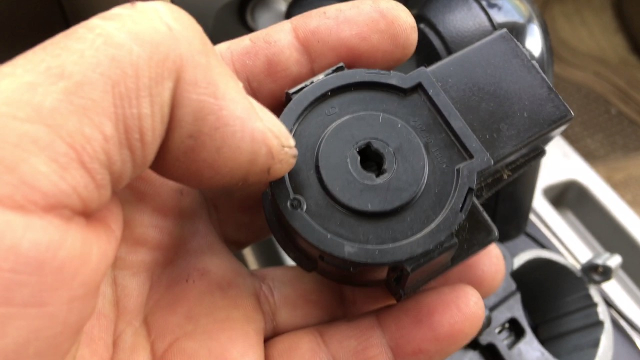 2008 Ford Escape Ignition Problem No Star