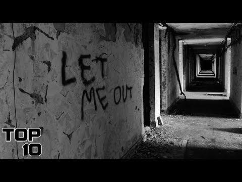 Top 10 Scary Insane Asylum Stories