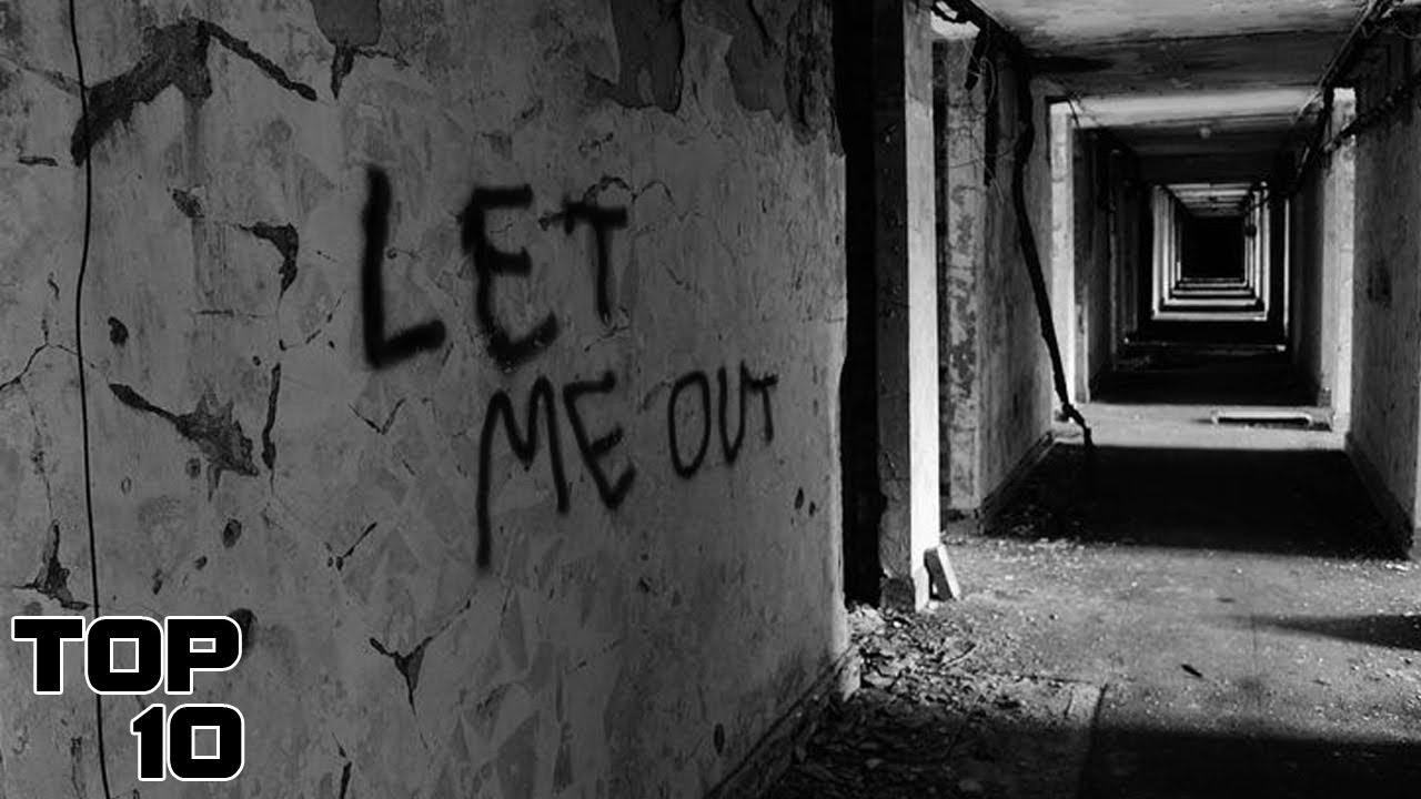 Top 10 Scary Insane Asylum Stories  YouTube