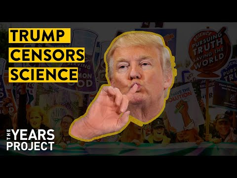 Trump's New Tactic To Censor Climate Science