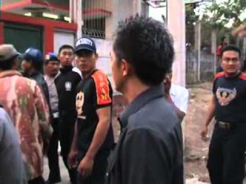 Aksi Brutal Dan Anarkis Jawara PT.CBA Terhadap Warga Jawilan-Serang Banten