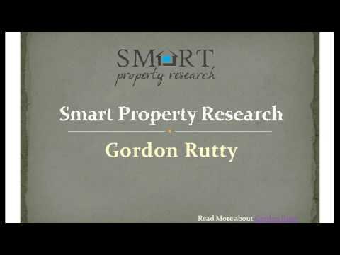 Gordon Rutty - Smart Property Research