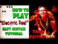 Electric Feel - Tash Sultana - Easy Guitar Tutorial - Like A Version - How to Play - Guitar Tutorial